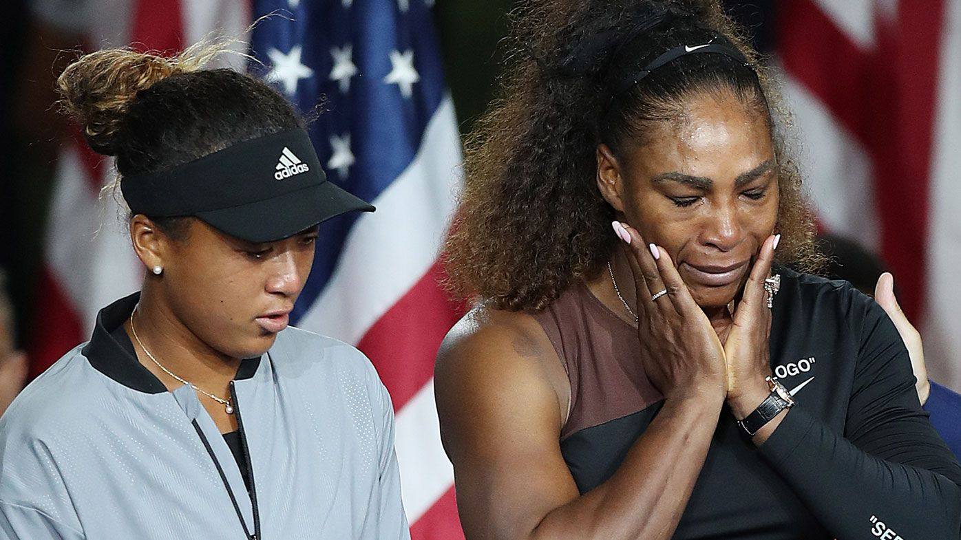 Serena coach: In-match coaching should be allowed