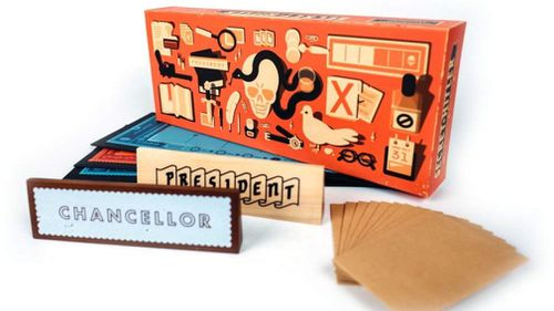 'Nauseating' Secret Hitler game stocked on toy store shelves in Victoria
