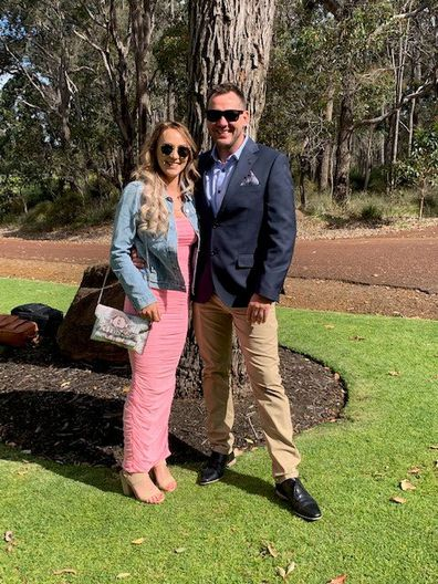 Melanie and Michael postpone Gold Coast wedding amid coronavirus restrictions and travel ban
