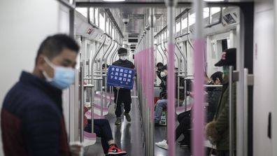 Six metro lines in Wuhan resumed operation, a new sign that life is gradually returning to normal in the hardest-hit city.