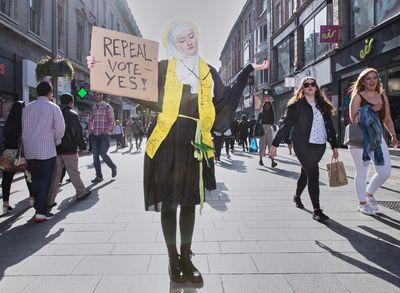 'Blessed Be the Fruit: Ireland's Struggle to Overturn Anti-Abortion Laws'