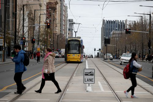 York Civil were involved in a tram extension at North Terrace,Adelaide.