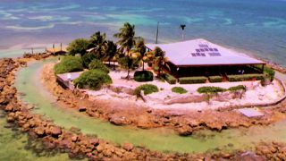 Islands in the Florida Keys