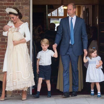 Prince Louis of Cambridge, July 2018