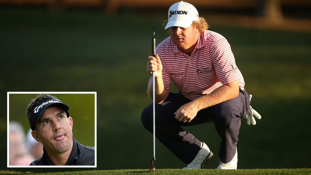 English cricketer Kevin Pietersen slams US golfer William McGirt over slow putt