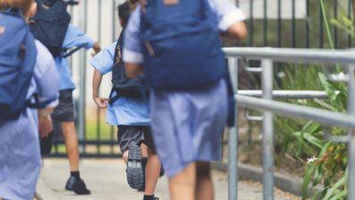 More schools are adopting unisex school uniform policies.