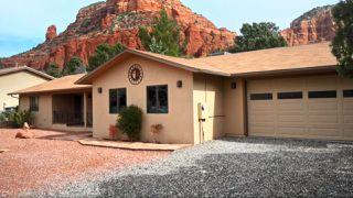 Search for a Sedona Mountain Home