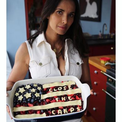 Padma Lakshmi celebrates Fourth of July