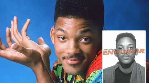 Unearthed: Will Smith's 80s mugshot, he spent night in jail signing autographs