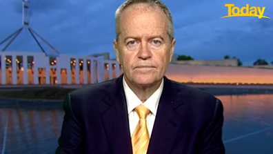 Bill Shorten confirmed the union is investigating claims workers were COVID tested, and told to keep working.