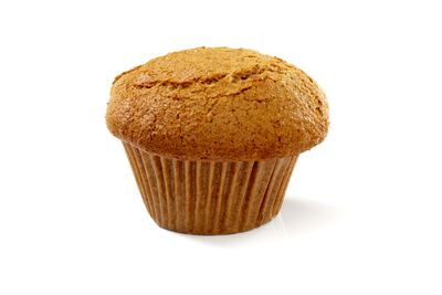 Bran muffin: up to 10.5 teaspoons sugar