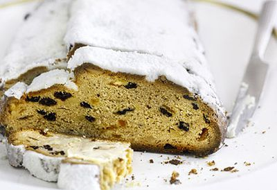 Germany: Stollen