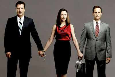 <B>What to recommend:</B> <I>The Good Wife</I>. Most mums are fans of stuff like <I>Packed to the Rafters</I> and <I>Downton Abbey</I> — shows that have a healthy mix of personal dramas and soapy plot twists. So Mum should enjoy this drama about Alicia Florrick (Julianna Margulies), who returns to her old job as a lawyer when she discovers her politician husband Peter (Chris Noth, aka <I>Sex and the City</I>'s Mr Big) is having an affair.<br/><br/><B>Back-up recommendation:</B> <I>30 Rock</I>.