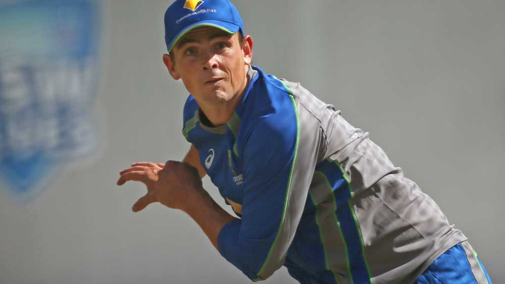 Spinner Steve O'Keefe to play SCG Test