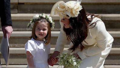 Princess Charlotte turns four on May 2.