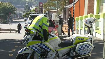 Brisbane backpackers locked down