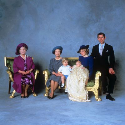 Prince Harry Duke of Sussex, December 1984