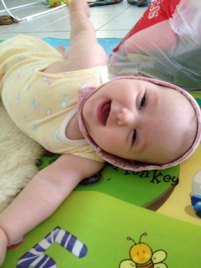Emily Loud Shirt Day smiling