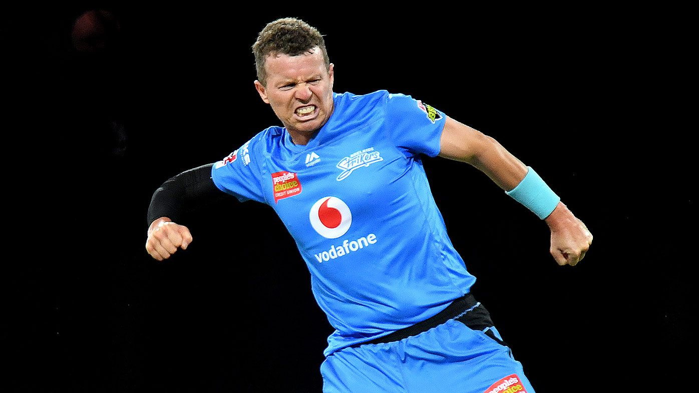 Peter Siddle leads Adelaide Strikers to thrilling win over Melbourne Stars