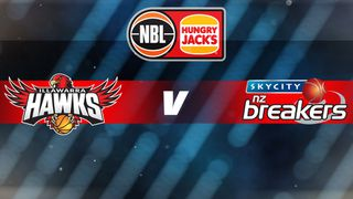 Round 14: Illawarra Hawks v New Zealand Breakers
