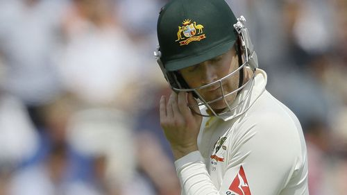 Clarke has endured a torrid run with the bat over the past 12 months. (AAP)