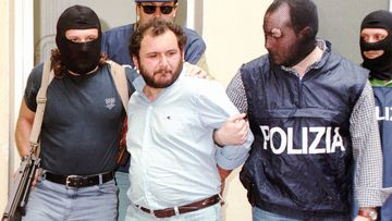 Brusca cooperated with authorities, giving up details about some of the biggest mob-linked crimes, including bombs that killed top anti-Mafia prosecutor Giovanni Falcone in 1992, and damaged the Florence's Uffizi art museum in 1993.