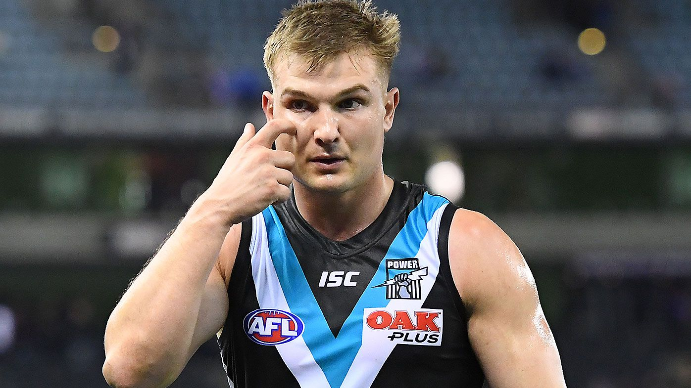 Port Adelaide star Ollie Wines to miss start of AFL season