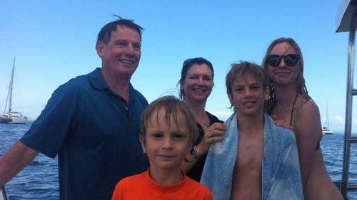 Pepita and Robert Ridgeway have three children together.