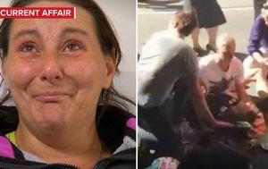 Flinders Street rampage survivor determined to walk again
