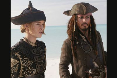 Now we all know pirating movies is totally illegal and poses great challenges for the film industry, but have you ever wondered what's the most pirated film of all time? Well, we've now got the answer.<br/><br/>Techno blog <i>TorrentFreak</i> has released a list of the top 10 most downloaded movies on file-sharing network BitTorrent. Amazingly, most of the films are box-office smashes, so loads of people seem to want to do the dodgy and get them online. Let's see which movies made the top 10...