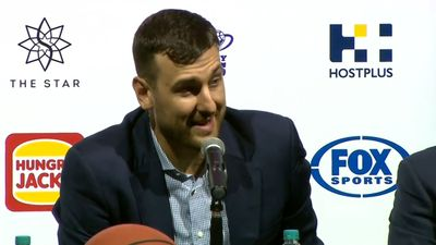 Aussie NBA star Andrew Bogut sold on Sydney Kings' grand NBL vision