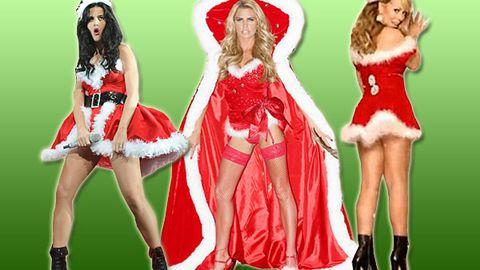 Ho! Ho! Ho! Skanky Christmas outfits