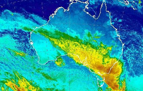 Some states will cop more rain than others. Picture: Bureau of Meteorology
