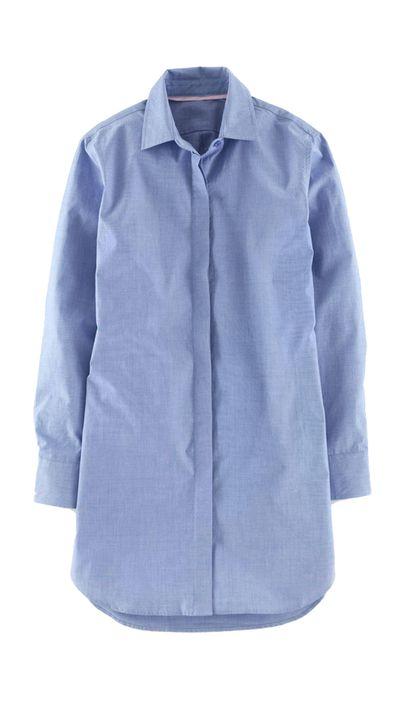 "<a href=""http://www.bodenclothing.com.au/en-AU/Womens-Tops-T-shirts/WA629/Womens-The-Boyfriend-Shirt.html"" target=""_blank"">Shirt, $94, Boden</a>"