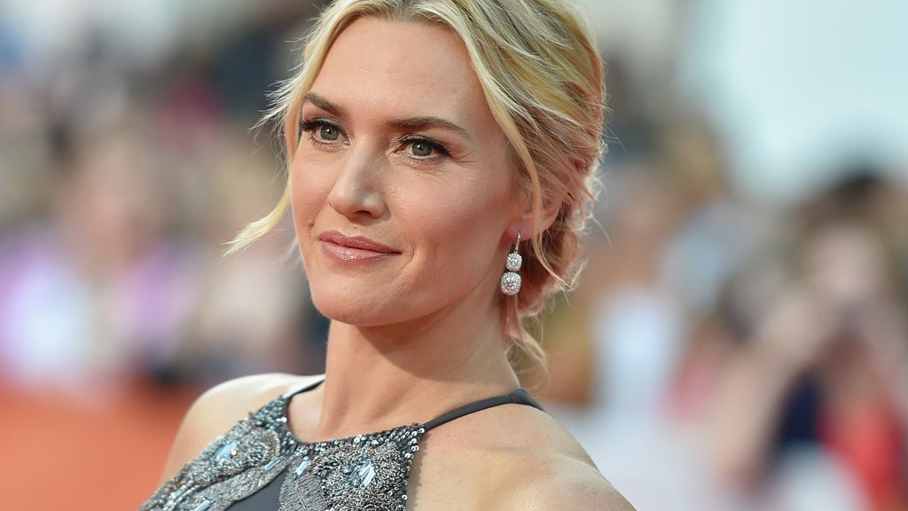 Kate Winslet's low-key makeup routine