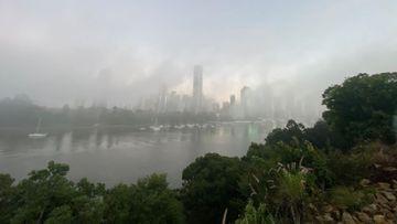 Brisbane fog