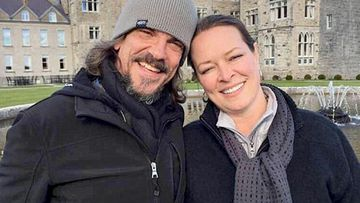 Kurt Cochran's family has spoken of its 'humbling and difficult experience' since he was killed during last week's London terror attack. (Supplied)