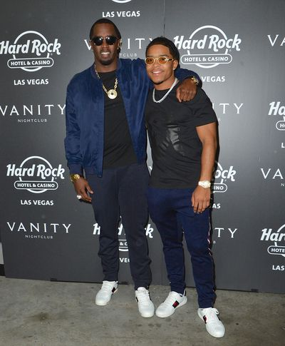 It's the stuff 16 year-old's dreams are made of. Rapper Sean 'Diddy' Combs gifted his son Justin a $478,000 silver Maybach for his 16th birthday.