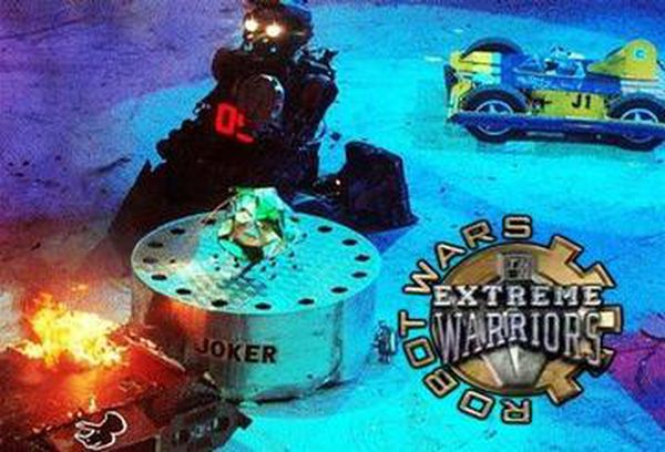 Robot Wars: Extreme Warriors
