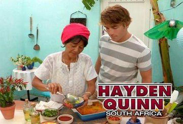 Hayden Quinn's South Africa