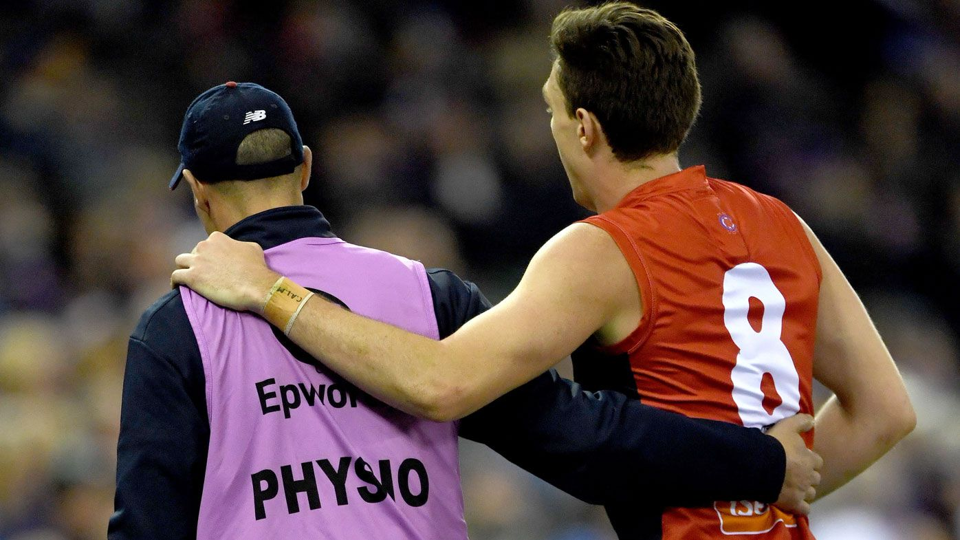 Scans confirm season ending injury for Jake Lever