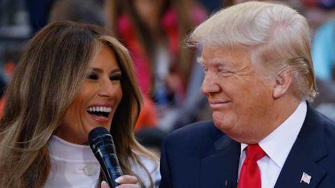Melania Trump On Meeting Michael Jackson He Tried To Kiss Me Make Donald Jealous