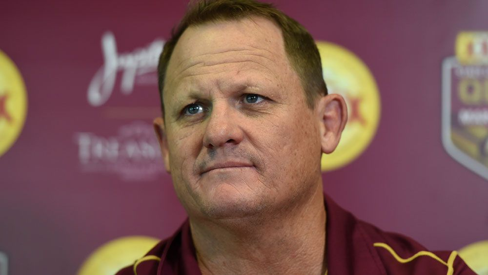 Queensland State of Origin coach Kevin Walters plays down Gold Coast Titans NRL coaching gig