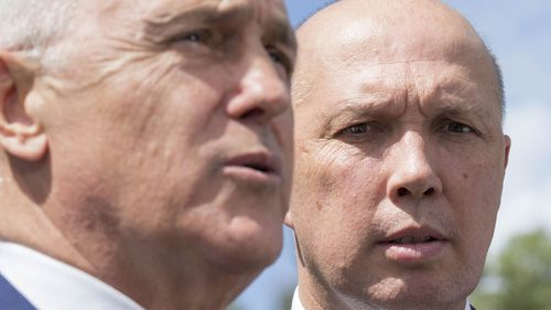 On the eve of his ousting, Malcolm Turnbull reportedly tried to prove Peter Dutton was ineligible for parliamentary.