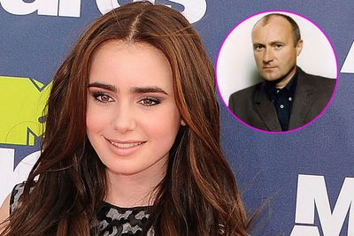 <b>Daughter of:</b> Singing/drumming sensation Phil Collins<br/><br/><b>Famous for:</b> Kicking off a legit acting career of her own - she's already starred alongside the likes of Sandra Bullock and Taylor Lautner.