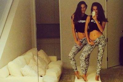 @irinashayk: Work that dollar girl @nadejdasavcova