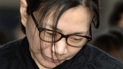 Korean 'nut rage' heiress released from jail