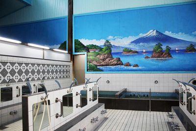 11. Inari-yu Bathhouse, Japan