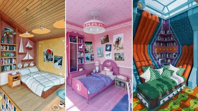 What Tv Cartoon Bedrooms Would Look Like As Real Life Rooms