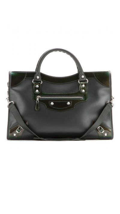 "<a href=""http://www.mytheresa.com/en-au/giant-12-city-leather-tote-362345.html"" target=""_blank"">Tote, $2707, Balenciaga at mytheresa.com</a>"